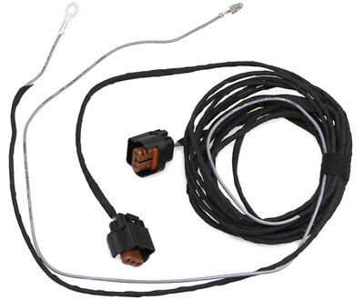 Original Kufatec Cable Loom Fog Light for Seat Altea / Alhambra 7N