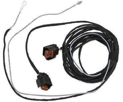 Original Kufatec Cable Loom Set Fog Light for Skoda Octavia II 1Z
