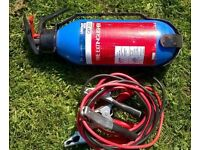 Unipart Power Fire Extinguisher & Set of Jump Leads