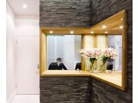 Hotel Receptionist/Front of House Night & Day Shifts Permanent Position North London Finsbury Park