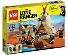 The Lone Ranger The Lone Ranger LEGO Complete Sets & Packs
