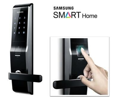 NEW SAMSUNG SHS-H700 Fingerprint Keyless Touch Smart Digital Door Lock w/ Keys