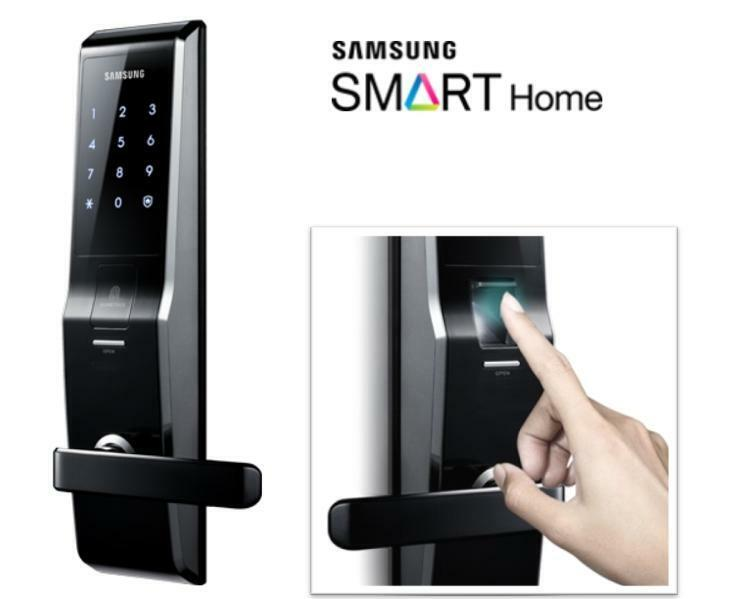 NEW SAMSUNG SHS-H700 Fingerprint Keyless Touch Smart Digital
