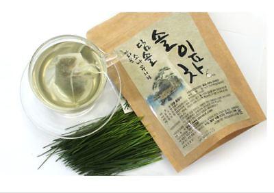 Natural 100% Pine Needle Tea Medicinal Herbal Anti-aging 30 Bags Healthy