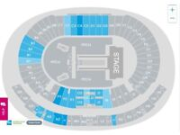 Jay-Z Beyonce OTR Glasgow 9th June 2 x Amazing tickets (Section C4)!