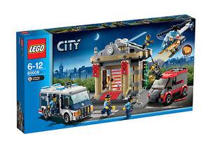 LEGO City 60008 Museums-Raub - neu/OVP