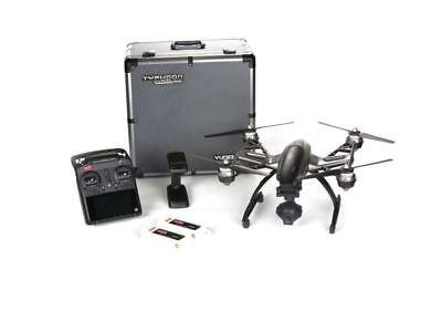 Yuneec YUNQ4KPUS-R Q500 4K Typhoon Quad Drone RTF,CGO3 Cam, Aluminum Crate