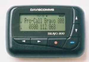 Bravo-800-Alpha-Numeric-Pager