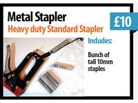 Heavyweight Metal Stapler