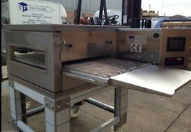 """Pizza King 18"""" Conveyor Belt Gas Pizza Oven- very efficient. Excellent condition."""