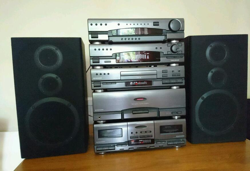 pioneer m j300 stereo system in bromley london gumtree a 1970 s teenager s bedroom vintage stereo equipment