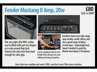 Fender Mustang II Amp, 20w