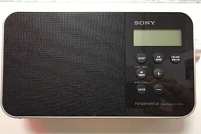 Radio Sony ICF-M 780 SL schwarz online kaufen