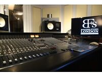 Recording Production Mixing Mastering Studio