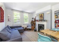 Fantastic one bedroom Edwardian property with roof terrace