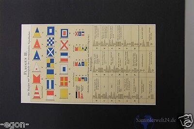 Deutsches Reich Flaggen 3 Chromolithographie um 1890
