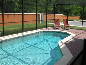 ORLANDO DISNEY 4 BED POOL HOME GATED RESORT $660