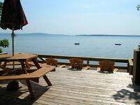 Sunset Vista Cottage on Lake Superior