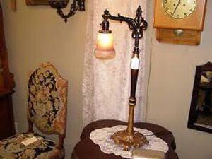 Réparation de lampes (lamp repair)
