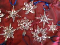 swarovski snowflake Pre 1999