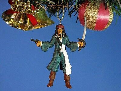 Decoration Ornament Party Xmas Decor PIRATES OF THE CARIBBEAN JACK SPARROW *A145 ()