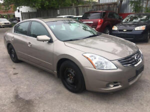 """2011 Nissan Altima 2.5 S """" CERTIFIED/NO ACCIDENT/2YRS WARRANTY"""