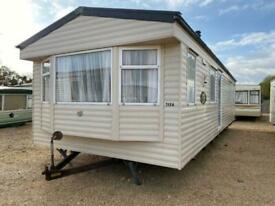 Static caravan Willerby Richmond 37x12 3bed free UK delivery.