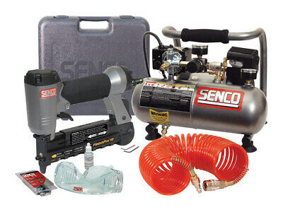 Senco Finishpro 18 Pneumatic 18 Ga. Brad Nailer Kit