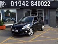 2014 64 SUZUKI SWIFT 1.2 SZ4 NAV 5D AUTO 94 BHP 5DR SPORTS HATCH.2000M FSSH.