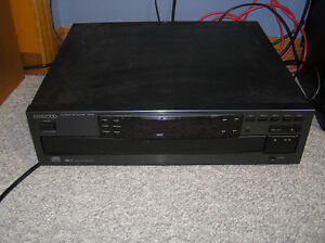 Kenwood Recevier and CD Player