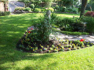 BY THE YARD, Lawn and Garden Care Belleville Belleville Area image 9