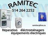 technicien electromenagers