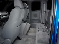 JL Stealthbox® for 2005-Up Tacoma Access Cab / Double Cab