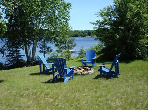 Lake St. Peter - Family Waterfront Cottage