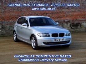 2009 BMW 1 SERIES 1.6 116I EDITION ES 5D 121 BHP