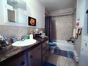 Lasalle, 5-1/2, haut duplex, propre, Salle de bain rénové