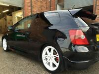 Honda Civic sport type r conversion k20 swap MUST NOT MISS OUT READ!