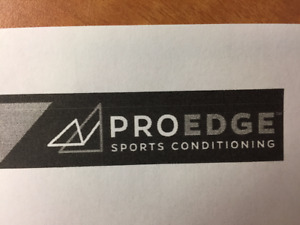 ProEdge Sports Conditioning - 1 month or 3 small group of 3-6ppl