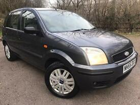 Ford Fusion 1.4TDCi 3