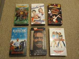 LOT OF VHS MOVIES FOR SALE! $2 EACH, 2 FOR $4 OR 3 FOR $5!