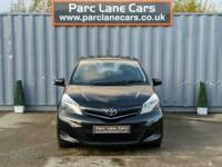 2012 Toyota YARIS 1.3 VVT-I 3 DOOR BLUETOOTH ** REVERSE CAMERA, FULL SERVICE HIS