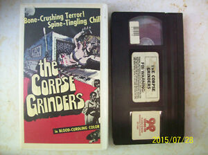 Horror VHS Tapes For Sale, List Inside, Some Rare Horror Movies! London Ontario image 7