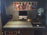 Music Studio Recording Studio & Rehearsal Space Old Street Zone 1