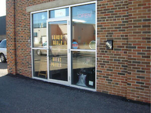 Store front office or retail space for lease on 2145 7th ave.