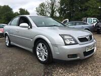 2003 Vauxhall Vectra 1.8 i 16v SRi 5dr