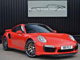 2014 Porsche 911 ( 991 ) Turbo S (560bhp) *Massive + Rare Specification*