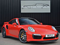 2014 Porsche 911 ( 991 ) Turbo S (560bhp) *Massive + Rare Specification*