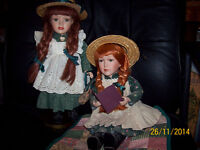 Anne of Green Gables dolls $25 each