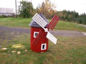 moulin a vent a vendre Saguenay Saguenay-Lac-Saint-Jean image 1