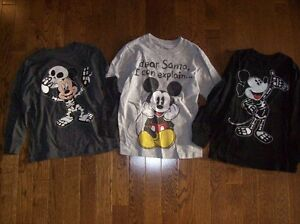 Mickey Mouse Shirts, Boys 5T